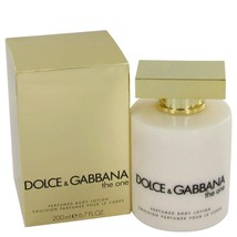 The One By Dolce & Gabbana Body Lotion 6.7 Oz 455525 - $74.84