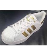Adidas Originals Superstar Bold MT W [Goes for Gold] FV3340 - $146.00