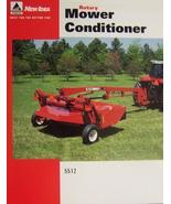 2005 New Idea 5512 Mower Conditioner Brochure - $6.00