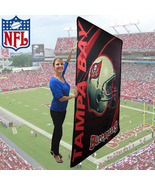 Tampa Bay Buccaneers Double Sided Plush Blanket - $35.00