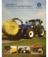 2006 New Holland 810TL, 820TL, 830TL, 840TL, 850TL, 860TL, 870TL Loader ... - $4.20