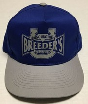 Kling Brothers Breeders Classic Hat Small Medium Cap Bucking Horse Bull ... - $16.82