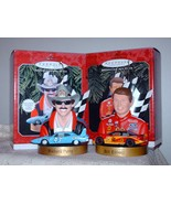 Hallmark NASCAR Elliott and Petty 2nd and 3rd in Series - $16.00