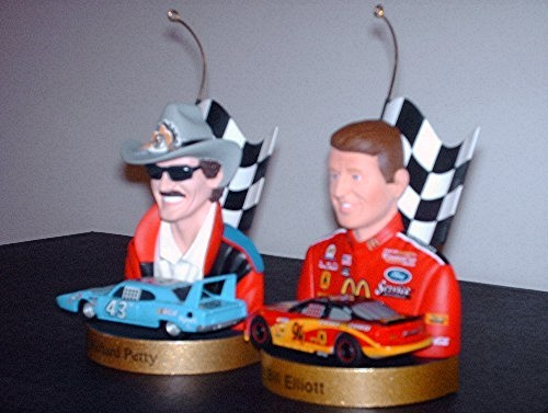 Hallmark NASCAR Elliott and Petty 2nd and 3rd in Series