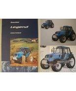 2000 Landini Legend 105, 115, 130, 145 Tractors Brochure - $8.00