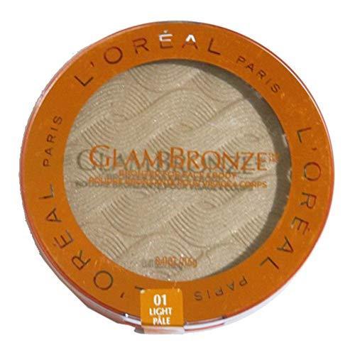 L'Oreal Glam Bronze for Face & Body Bronzer - #01 Light - $14.90