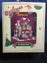 Department 56 A Christmas Story Collection The Bumpus House - $359.99