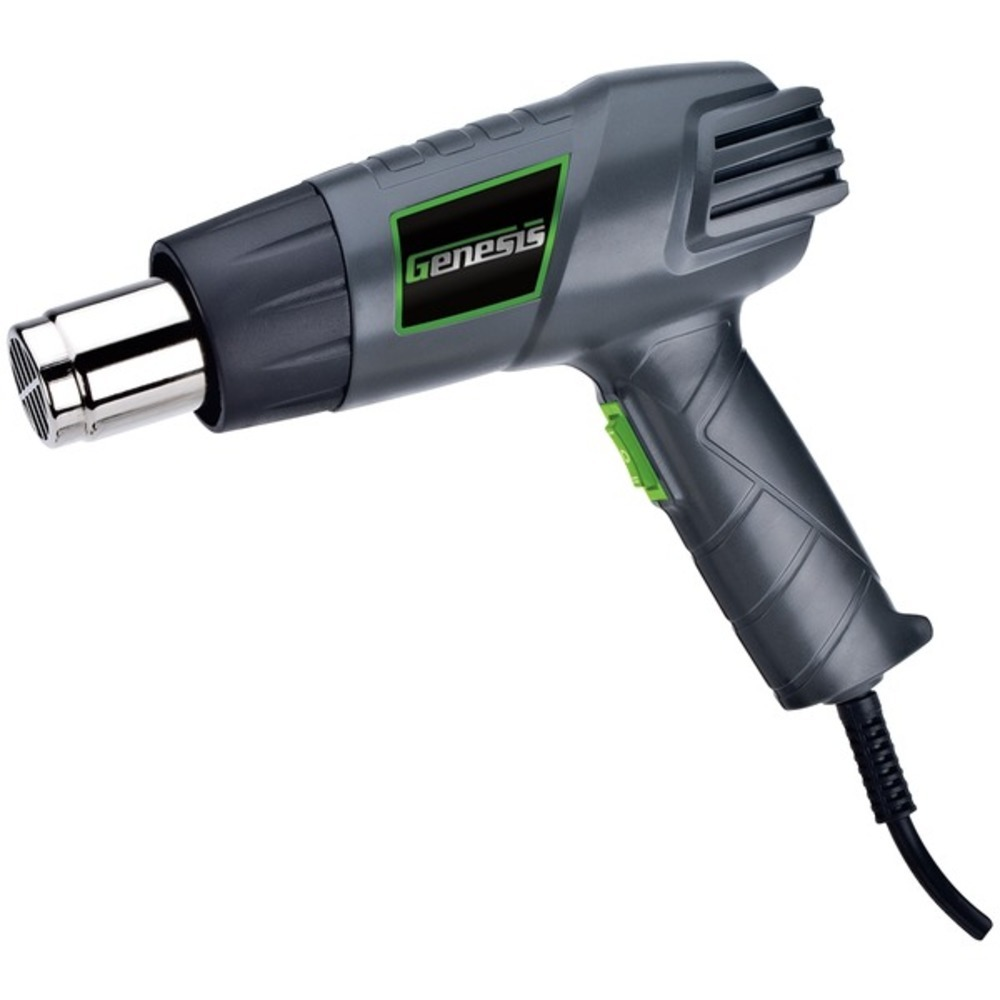 Primary image for Genesis GHG1500A Dual-Temperature Heat Gun with Accessories