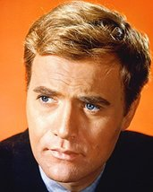 Vic Morrow 1960'S In Suit 16X20 Canvas Giclee - $69.99