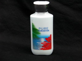 Bath & Body Works Signature Collection Pure Paradise 8 OZ Body Lotion - $10.40