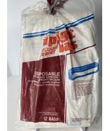6 Kenmore Upright Vacuum Cleaner Bags  Style 20–5062 - $11.83