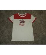 Junk Food Nintendo Donkey Kong Women's Juniors T-shirt Vintage, Small, NWOT - $13.09
