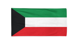 Kuwait Flag Beach Towel Swimming Towels Summer Holiday Towels Gym Towel - $24.99+