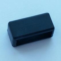 SUPERPARTS T-6018 Genuine Watch Strap Keeper Loop Hoop 16mm X 6mm Rubber... - $2.60