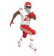 Jamaal Charles 2015 Hallmark Football Legends Ornament  NFL  Kansas City... - $10.87