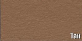 1959 LINCOLN CONVERTIBLE TRUNK SIDE PANEL KIT, 4PC. TAN PANELBOARD - $128.03