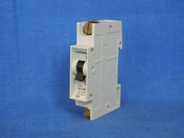 Siemens 5SN1 NG 8A single phase breaker - $8.33