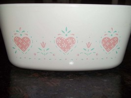 Corning Ware 1 1/2 Quart/1 1/2 Liter Forever Yours Casserole Dish - $19.36