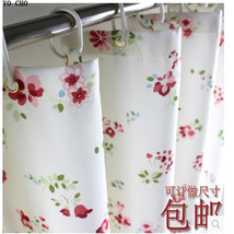 2014 high-grade Garden flowers bathroom shower curtain waterproof mildew... - $46.13