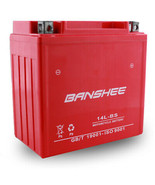 YTX14L-BS Motorcycle Battery for HARLEY-DAVIDSON XL XLH Sportster 1200CC... - $53.28
