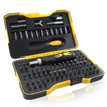 101 Pcs Ratchet Screwdriver Sets Kit Household Multifunction Tool Electr... - $55.60