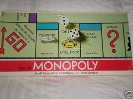 Monopoly, Vintage 1961 by Parker Brothers - $17.82