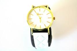 White Watch Cool Watches Women's Watches Ladies Watches Cheap Geneva Watches - $20.00