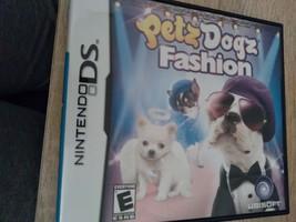 Nintendo DS Petz Dogz Fashion image 1