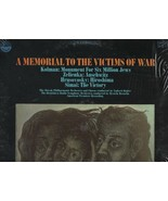 A Memorial to the Victims of War - Slovak Philharmonic Orchestra  Everes... - $7.60