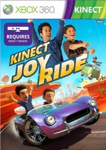 Kinect Joy Ride [video game] - $14.85