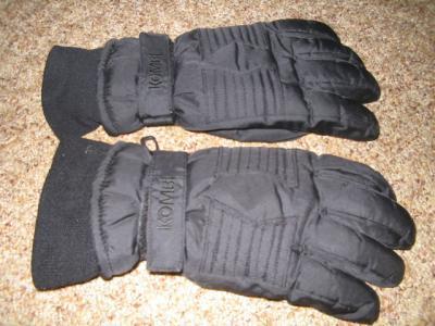 Kombi Waterguard Ski Snow Gloves Large Lg