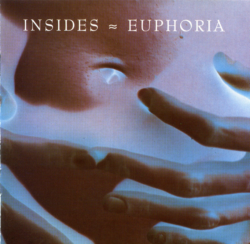 Primary image for Insides - Euphoria OOP 4AD CD Electronic Post-Rock Dream Pop