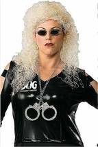 New Dog The Bounty Hunter Beth Woman Costume Cosplay Fits Dress Plus Sz ... - $35.52