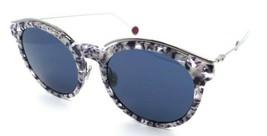 Christian Dior Sunglasses Dior Blossom GKRKU 52-20-145 Pattern Violet / Blue - $118.19