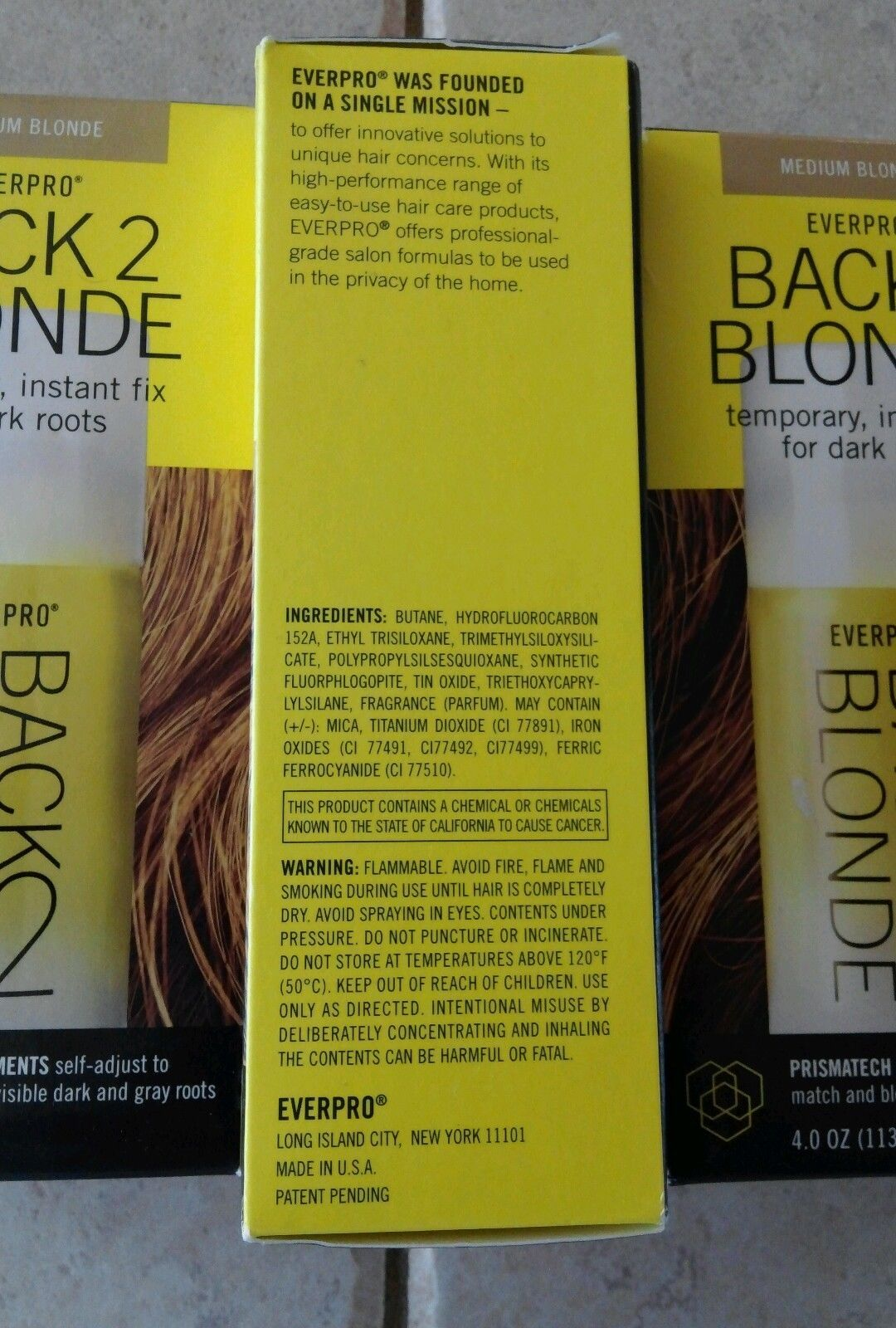 Everpro Back 2 Blonde Medium Blonde and similar items