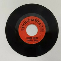 Stonewall Jackson 45 Record Wound Time Can't Erase Vinyl 4-42229 Second ... - $19.79