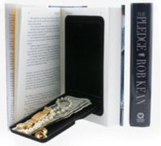 Book Diversion Safe Jewelry Hider - $13.95