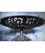 Cast Iron Footed Serving Bowl By EMIG - $25.00