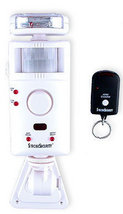 Strobe Motion Alarm and Chime MA795DC - $29.99