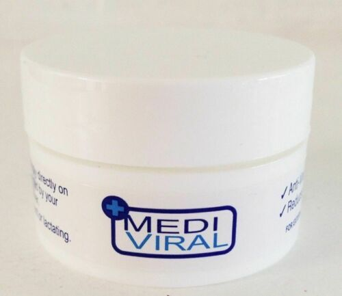MediViral Breakthrough Herpes Topical Cream Treatment Cold Sores