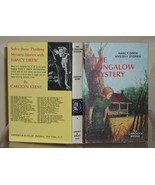 Nancy Drew #3 The Bungalow Mystery with Blue En... - $5.99