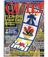Back Issue of Quilt Magazine Spring 2004 Quilting Crafts - $4.99