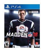 Madden NFL 18 PS4 - $104.99