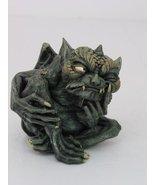 3.75 Inch One Eyed Toad Gargoyle Mythological Statue Figurine - $18.76