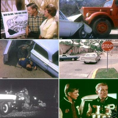 Primary image for Drivers Education DUI Intoxicated Classic 1930s to 1960s Films DVD Volume 2