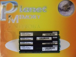 Elpida 16GB 4X4GB DDR2 PC2-4200 533MHZ 240PIN Ecc Reg Memoria Server Non Per Pz - $22.75