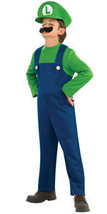 LUIGI Costume Child's size Medium 8 to 10 - $30.00