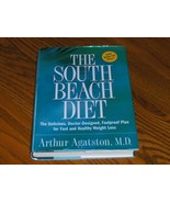 The South Beach Diet  Arthur Agatston  - $7.97