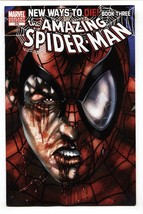 AMAZING SPIDER-MAN #570-VARIANT-Marvel comic book-2008 - $24.83