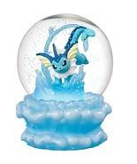 Pokemon Vaporeon Snow Slow Life Globe NEW - $740,12 MXN